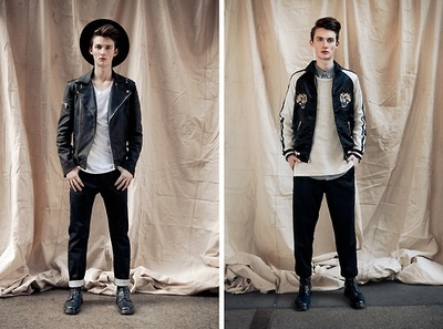 Public School 2012 Fall/Winter Lookbook | Anchor Division