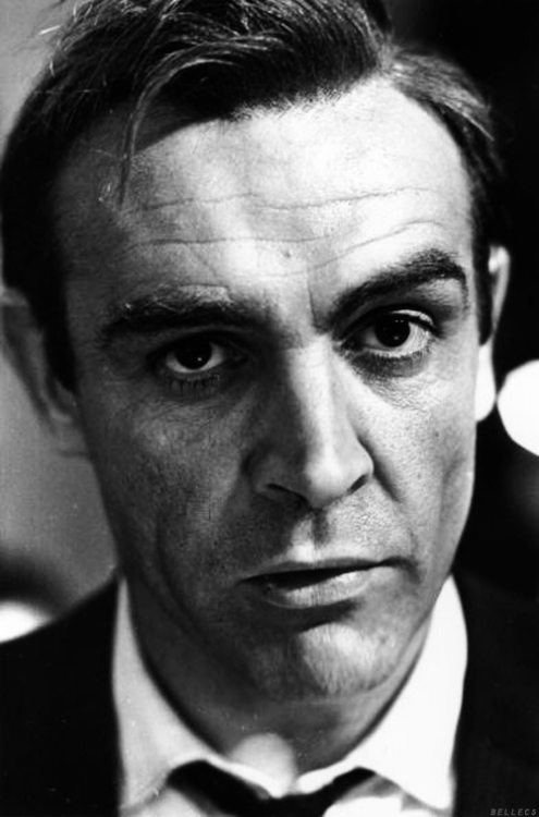 bellecs:  Sean Connery, photographed by Bob Haswell, 1964