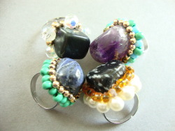 Statement rings (Etsy)