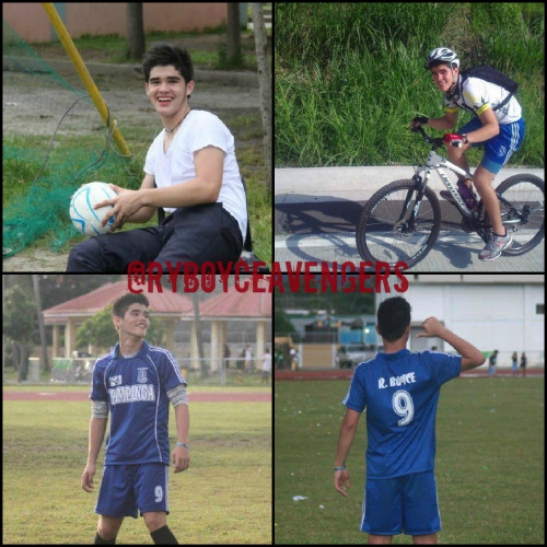 Sporty Ryan Boyce ^_^