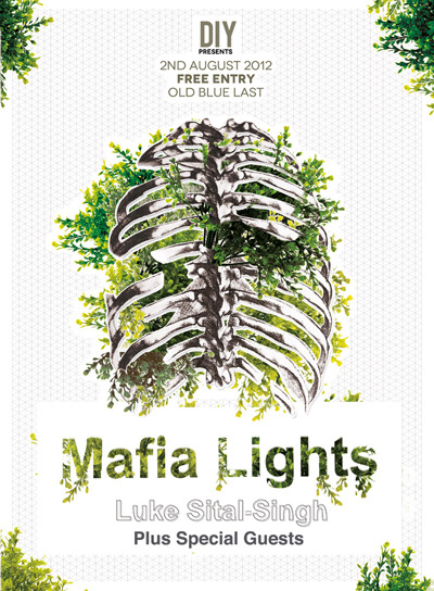 Free Mafia Lights gig this Thursday at the Old Blue Last