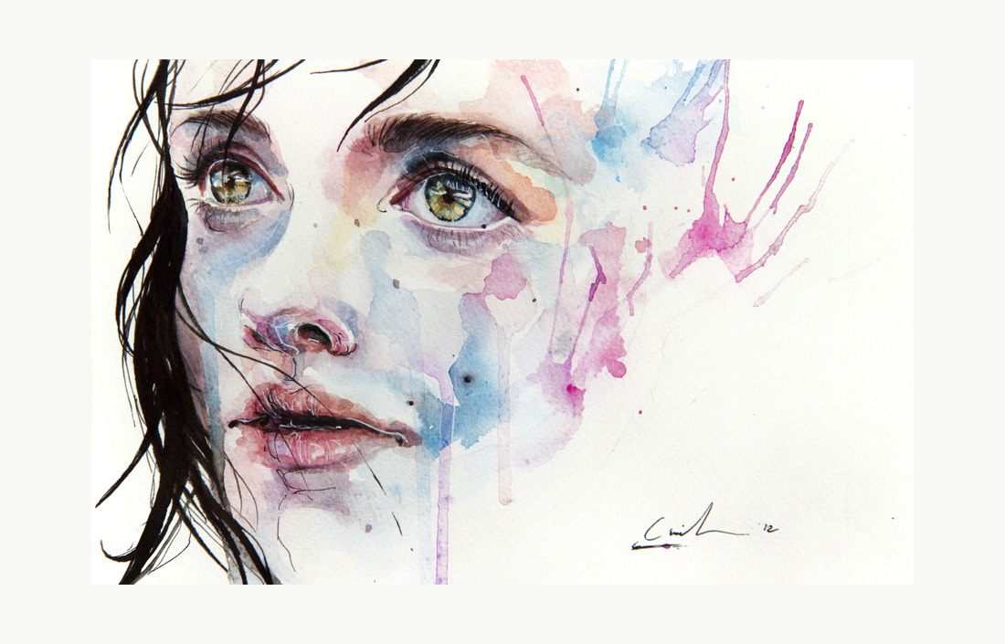 just one in a thousand by =agnes-cecile