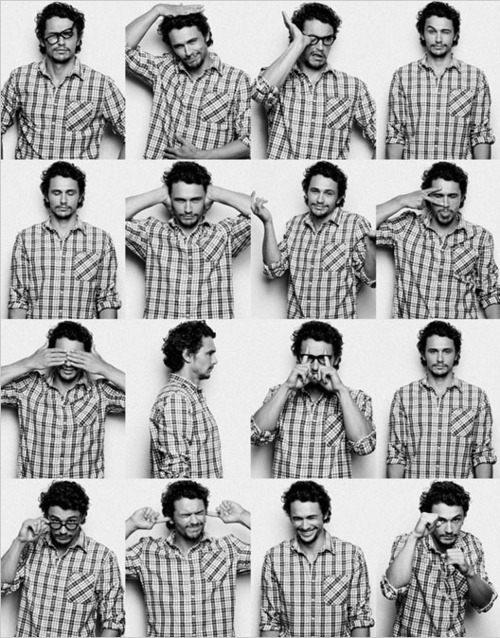 James Franco by Yu Tsai