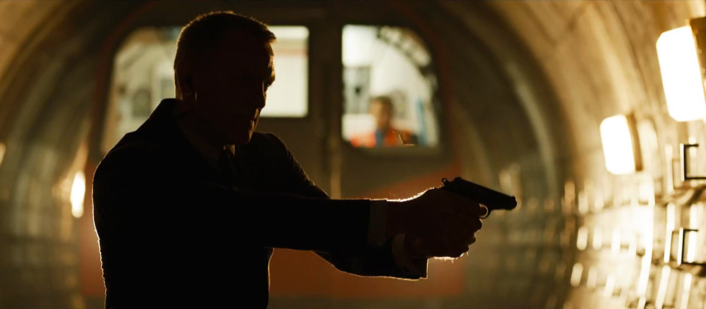 Daniel Craig returns as Agent 007 in Skyfall, the latest Bond movie, directed by Sam Mendes. From the full trailer!