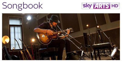 UK fans - tune in to Sky Arts 1 tonight at 6pm for another chance to watch Sergio talking about his creative process on the Songbook programme: http://skyarts.sky.com/songbook