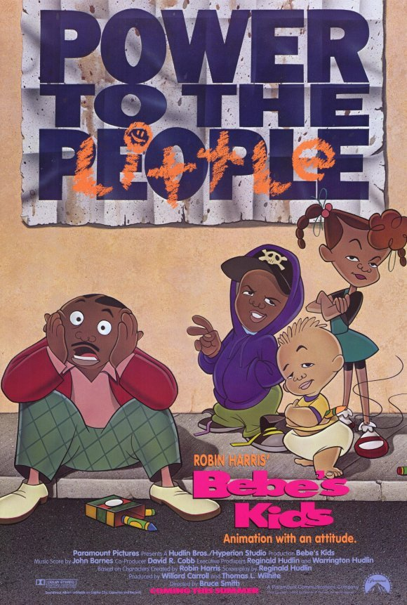 20 YEARS AGO TODAY |7/31/92| The movie, Bebe's Kids, is released in theaters.