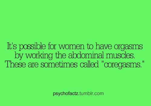 psychofactz:  More Facts on Psychofacts :)  brb, planking.