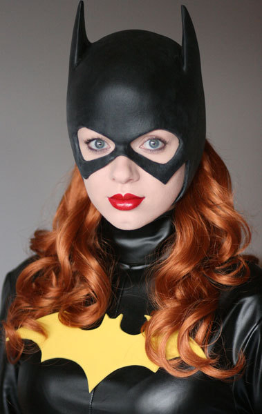 Knightess-Rouge as Barbara Gordon (Batgirl)