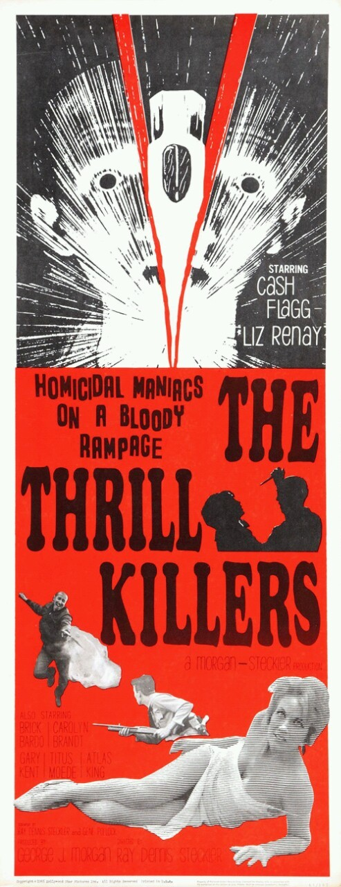 The Thrill Killers (1964)