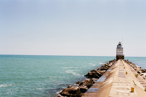 +The Great Lakes III  Via Nikon FE with Fuji 400