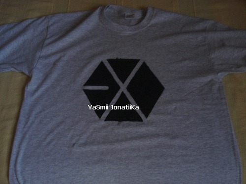 My new EXO shirt :D