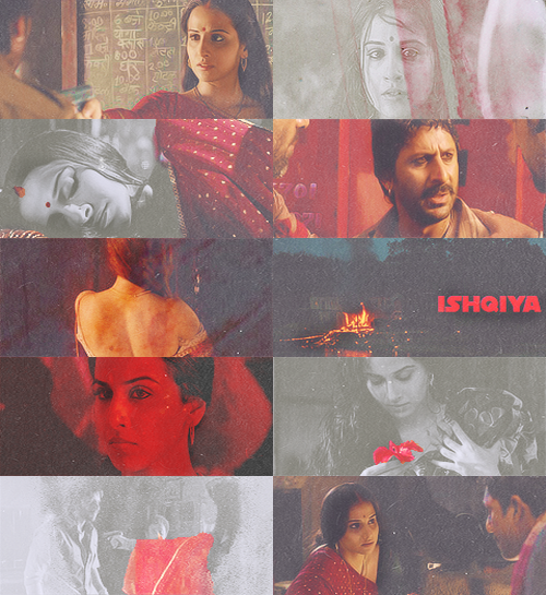 color meme: Ishqiya: red asked by o-saiyyan