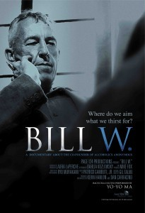 In Theaters NOW Bill W. took eight years of full-time work to complete. The filmmakers conducted research in dozens of archives and private collections, and interviewed A.A. members and historians in the United States, Canada, and Europe. Making a film about the founder of an anonymous society, especially one who died in 1971, presented many obstacles, of course. Very few people who knew Bill W. were still alive at the time this production began. At first, it seemed as if there would be very little visual material available for use in a film. But research and a healthy dose of good fortune allowed the producers to unearth film footage and photographs – including some that had never been seen before – and some new material that had not been included in previous written biographies of Bill Wilson. As a result, Bill W. presents a new look at the co-founder of Alcoholics Anonymous.