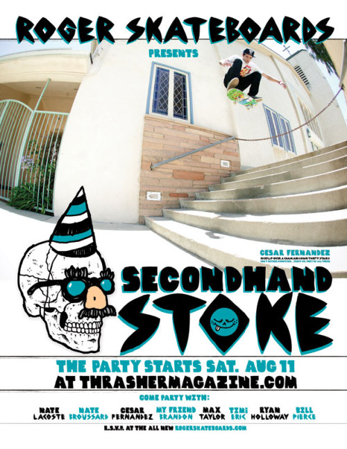 See you on Saturday the 11th at thrashermagazine.com.
