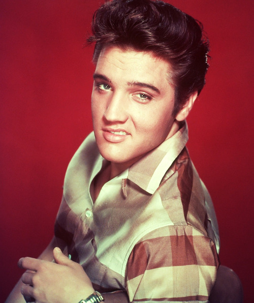 dimeguys:  Elvis 'the pelvis' Presley