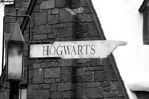 """Whether you come back by film or by page, Hogwarts will always be there to welcome you home."" - J.K. Rowling  Currently having a Harry Potter marathon with my little bro! Oh how I've missed Hogwarts :)"
