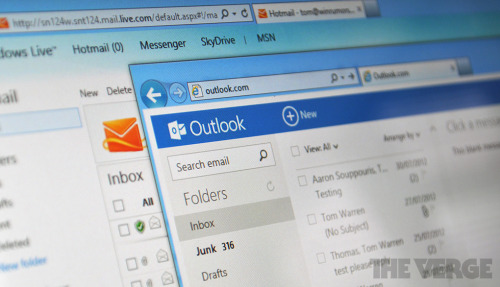 Outlook.com: an all-new Metro style Hotmail with Skype video calling Quite a big change. Tom Warren digs into all the details.