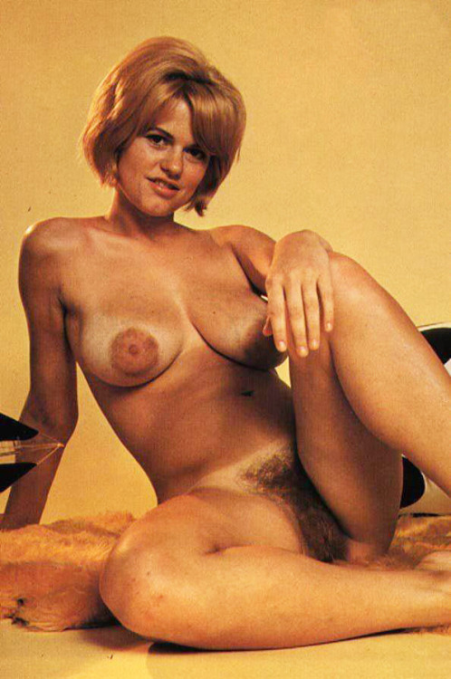 Vintage puffies: The sixties.