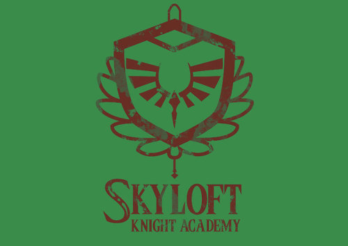 Reblog if you wish you were a knight of Skyloft.