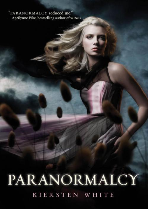 "Paranormalcy by Kiersten White Rating: 4/5Reading Level: 12+ Synopsis: ""    Evie's always thought of herself as a normal teenager, even though she works for the International Paranormal Containment Agency, she's falling for a shape-shifter, and she's the only one who can see through glamours.  But now Evie's dreams are filled with haunting voices and cryptic messages—and she's realizing that she may be at the center of a dark faerie prophecy promising destruction to all paranormal creatures.  So much for normal."" —Amazon Synopsis Personal Review: I had heard from several of the blogs I follow that Paranormalcy was a good read and I did a little researching on it and decided to give it a shot. It was right up my alley; funny, fiction, cute romance. It was a good length at 356 pages (something you'll learn about me is that I usually factor length into my decision to buy a book; the longer it is, the better) and it never tired or got boring. I read the book in about 2 days and I've already started the sequel, Supernaturally.  Let's talk about the characters. Evie (Evelyn) is your standard teenage girl, complete with the cliche love of pink. At first I didn't really like Evie (just a bit too girly for my taste), but she eventually grew on me. Her little doubts and insecurities made her more relatable and even though I don't think I could personally ever see myself becoming good friends with her, I think I'd respect her.  And then there's Lend. Lend is great! I won't give away too much about him so as not to spoil the book, but I really, thoroughly enjoyed his character. He was a refreshing change from the broody, bad boy male leads that seem to plague today's young adult fiction novels (not that I have a problem with a good bad boy). White's plot line was well developed and nicely unique in a genre that could've been overdone. Her pacing was fantastic and I really enjoyed the book. I would recommend this book to anyone who enjoyed The Fallen Series by Lauren Kate or (maybe) anyone who enjoyed The Mortal Instruments series. This book is very different than those, but I still think that those types of readers would enjoy Paranormalcy.  Over all, a good read with great characters! (For those of you who've read the sequel, I'm only about 30 percent in [in kindle terms] and I really like Jack!) Recommended?: Sure!      Show More  Show Less"