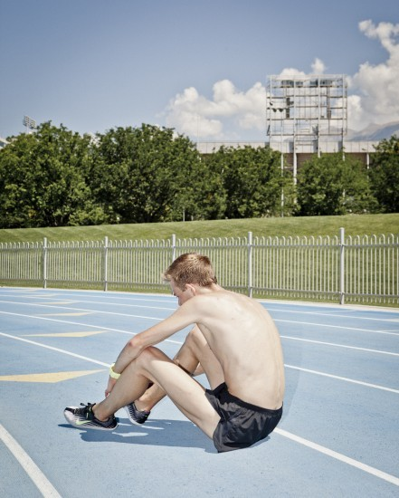 U.S. Olympic Distance Runner Galen Rupp for ESPN the Magazine. Full edit here.