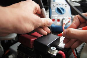 Researchers Develop Warning System for Car BatteriesA flat battery can turn an unsuspecting car driver into an unintentional pedestrian. The fact that vehicle batteries go flat all of a sudden is a well-known problem, but one that can also be avoided in future. Scientists from the Ruhr-Univ. Bochum (RUB) working group for Energy Systems Technology and Power Mechatronics headed by Prof. Constantinos Sourkounis and Philip Dost have now developed an effective early warning system together with the Isabellenhütte Heusler GmbH & Co. KG.Read more: http://www.laboratoryequipment.com/news/2012/07/researchers-develop-warning-system-car-batteries