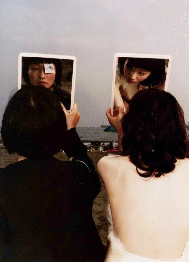 shoulderblades:  enoshima, louis decamps for jalouse n° 15 1998