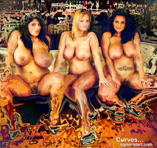 Curves….So Sexy www.samarelart.com