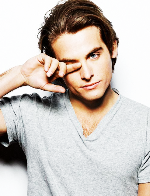 Kevin Zegers photographed by Yu Tsai for Flaunt