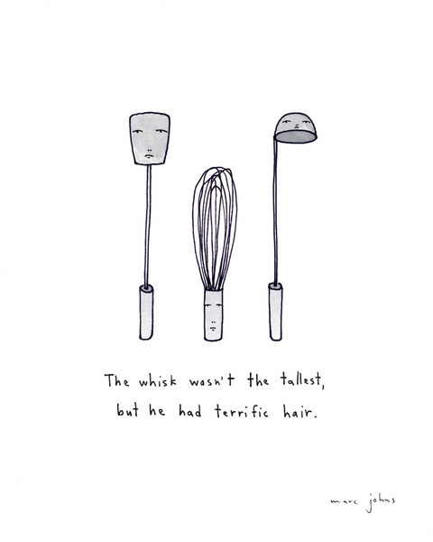 pureblyss:  Marc Johns' work always just makes my day.  ha, this made me laugh.