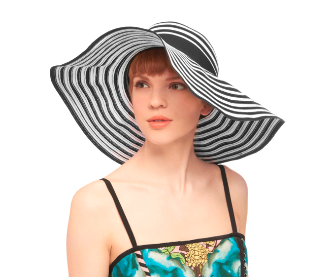 Wantworthy Item of the Day. Modcloth's Just for Sun Hat from Andrea's Choice July Faves! Hurry, only 2 left in stock of this fab hat from Modcloth! Find it on the Wantworthy Wall. Watch Andrea's July Faves video here. 100% wantworthy!
