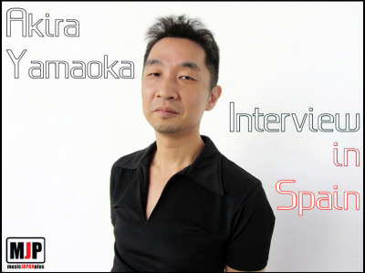 As you may know, last weekend I met Akira Yamaoka. I interviewed him, and here it is! This was made with the questions that I received from the fans. Note that not all of them are included since I didn't have much time. So I chose the most interesting ones. Please enjoy! (Click on the picture to go to the interview)