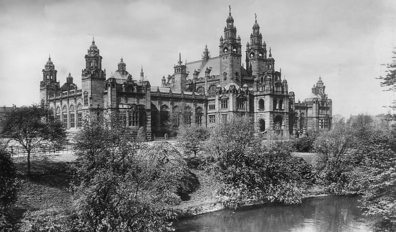 The Kelvingrove Art Gallery and Museum, Glasgow