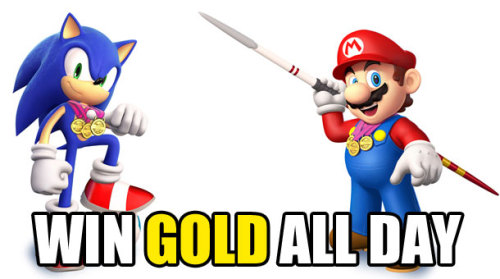 These video game characters would dominate the Olympics. Our list: http://g4.tv/PfBCS4
