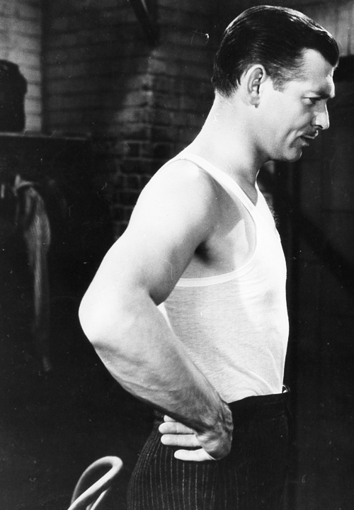 williamclarkgable:  Clark Gable in Idiot's Delight (1939)