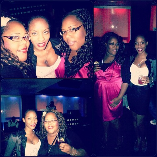 Clubbin @ #koi #lounge #girlz #night #montreal by @theycallmemag