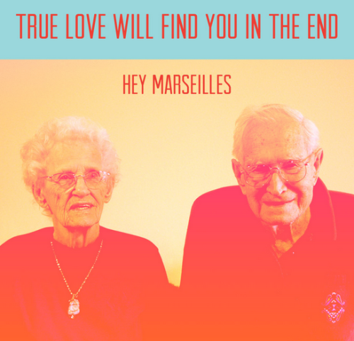 Old people in love = the best.
