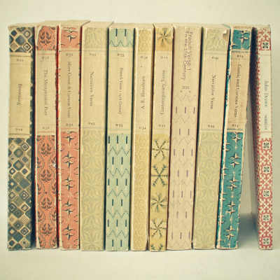 micaceous:  Penguin Books