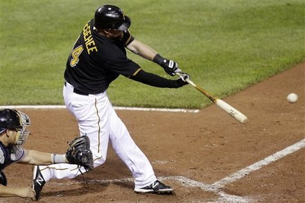 #Yankees on verge of getting Casey McGehee for Chad Qualls from #Pirates @Joelsherman1  It's since been confirmed.
