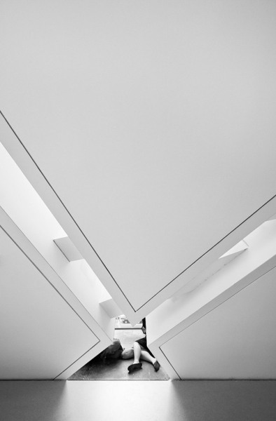 The Crystal by Daniel Libeskind at Royal Ontario Museum (ROM) photography by Sam Javanrouh