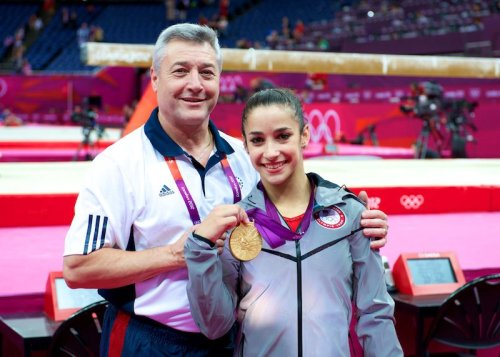 thatlonesomesong:  short1sviewpoint:  Photo credit: USA Gymnastics   I can't wait to see them in the all-around. Mihai might pass out if Aly places.  I will continue raping Tumblr with USA Gymnastics because I am ABOVE happy right now……..! So excited for Aly and the Fab Five!