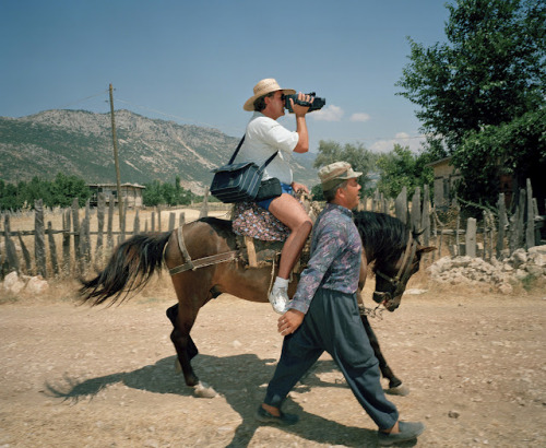 Small World, Martin Parr