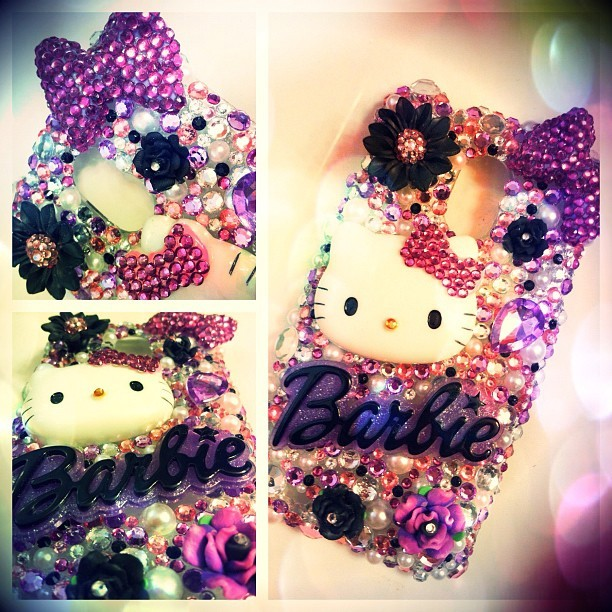 Just made this case for a girl named Echo <3 so cute