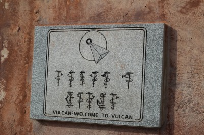 spodiddly:  imbroglioly:  Commemorative Plaque in Vulcan, AB nerds.  if by 'nerds' you mean 'most awesome people on the planet'  Wouldn't say 'nerds' if I didn't mean that. Wouldn't go to Vulcan if there wasn't an area in the visitors' centre where you could sit at a replica of the bridge and dress up in uniform.