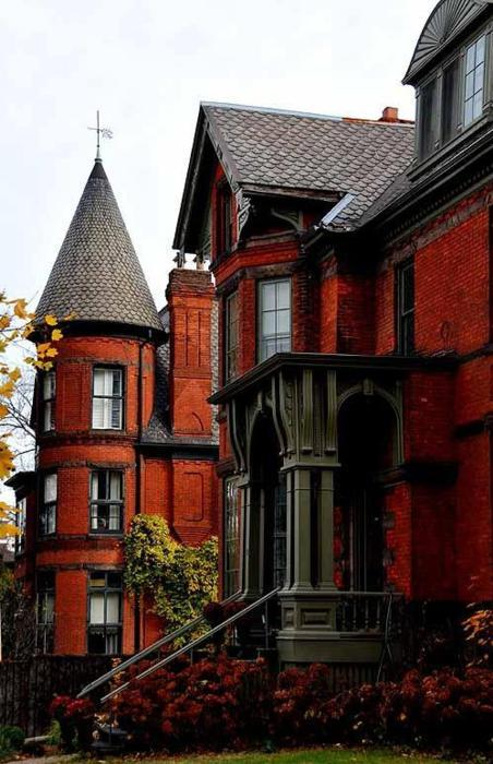 Victorian House, Montreal, Canada : Dream house !