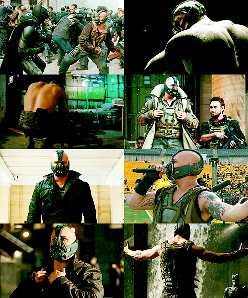 Bane in green → asked by baneing