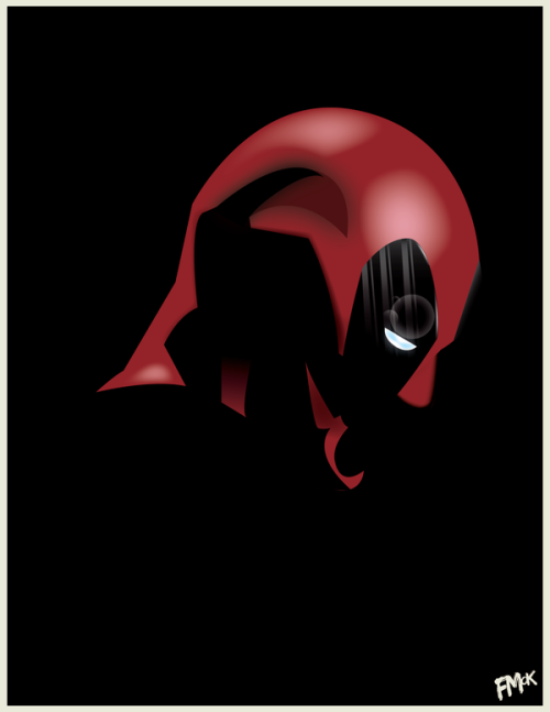 herochan:  Deadpool Illustration by Fearghal McKenna Behance ll Facebook ll Store