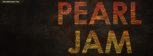 Pearl Jam Facebook Covers