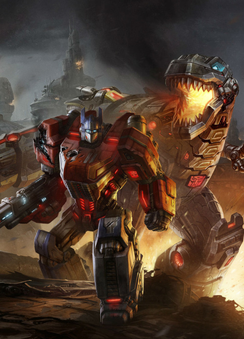 Fall of Cybertron  Megatron must be stopped, no matter the cost..!