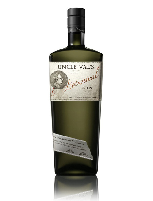 manchannel:  Uncle Val's Botanical Gin